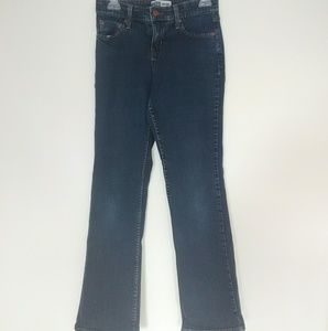 Levi's Mid Rise Bootcut Jeans